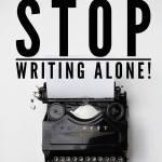 stop writing alone logo