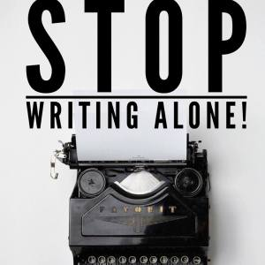 stop writing alone logo
